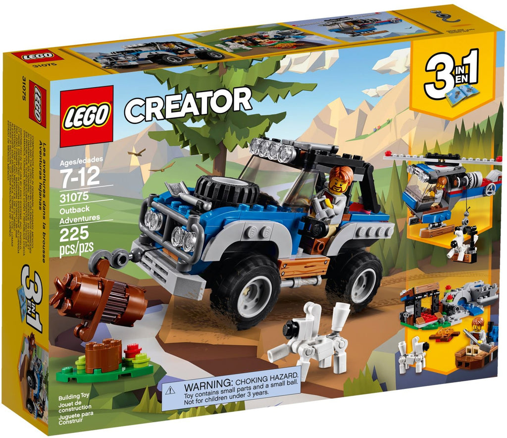 LEGO 31075 Outback Adventures
