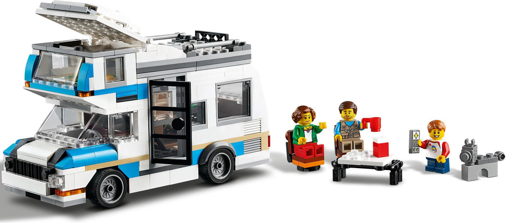 LEGO 31108 Caravan Family Holiday