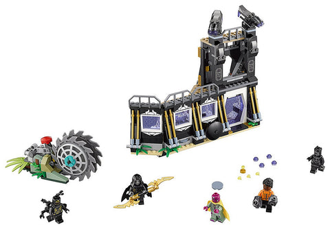 LEGO 76103 Corvus Glaive Thresher Attack