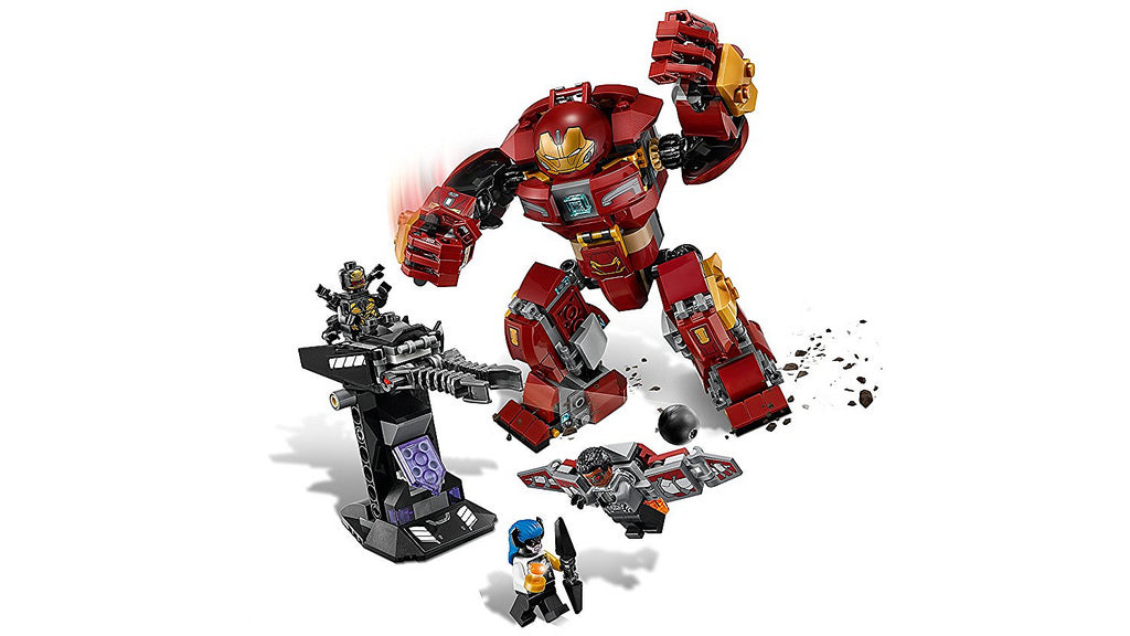 LEGO 76104 The Hulkbuster Smash-Up