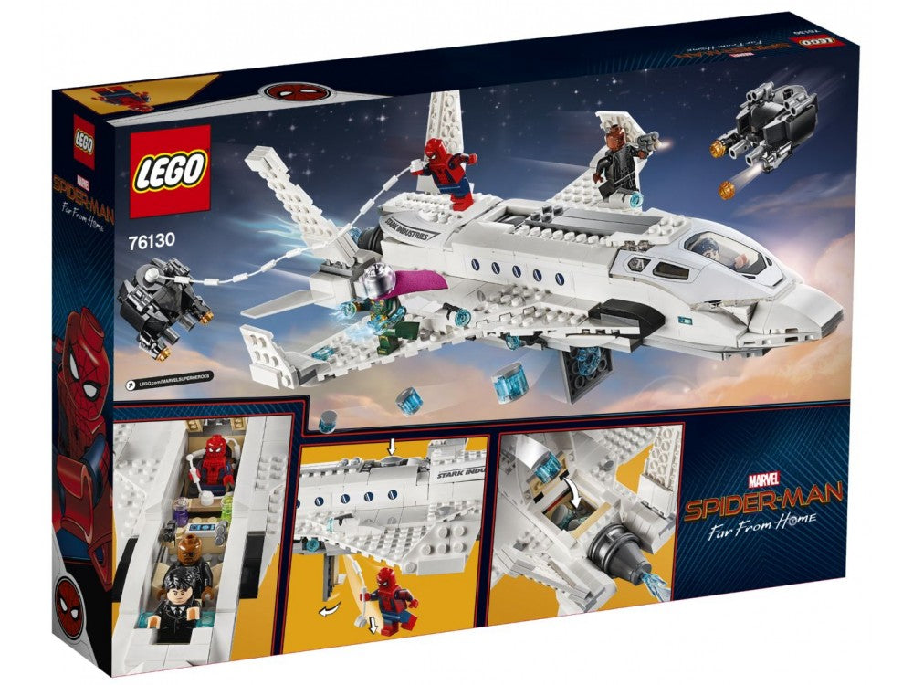 LEGO 76130 Stark Jet and Drone Attack