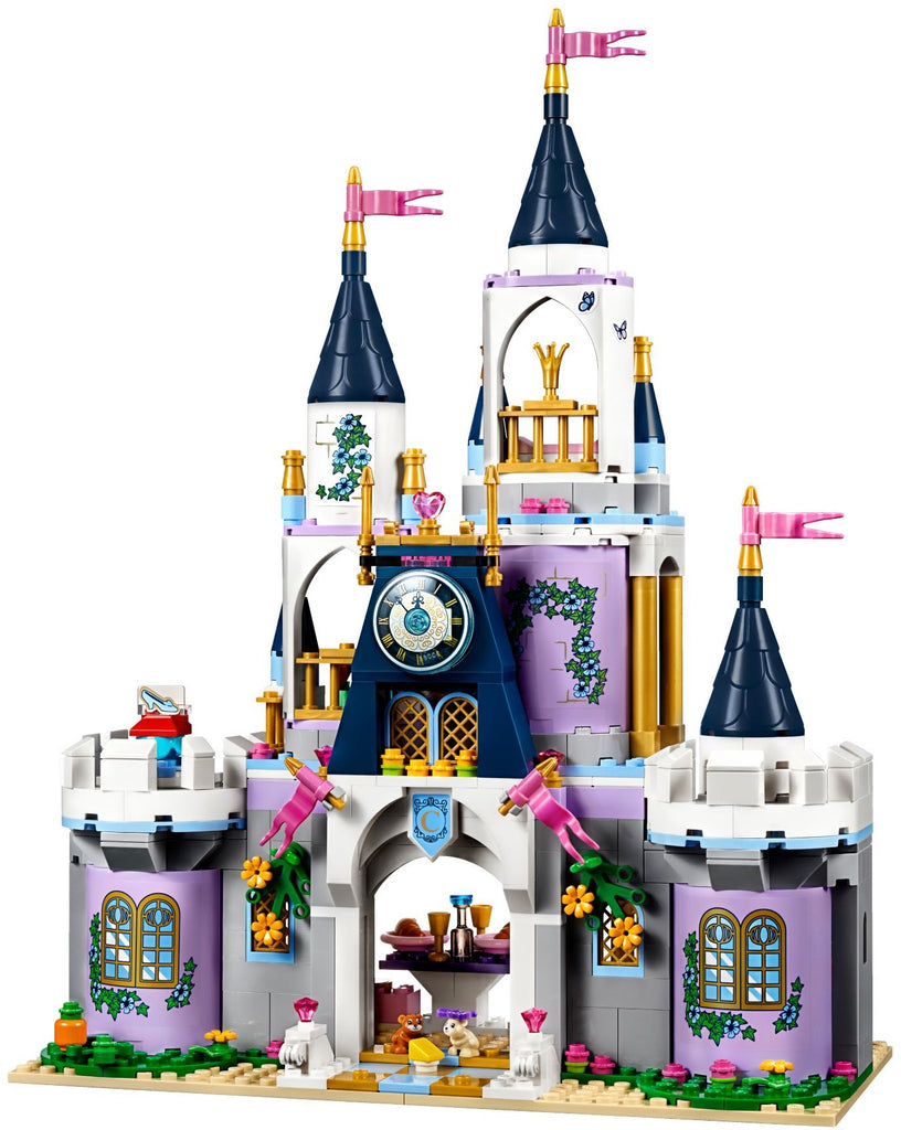 LEGO 41154 Cinderella's Dream Castle