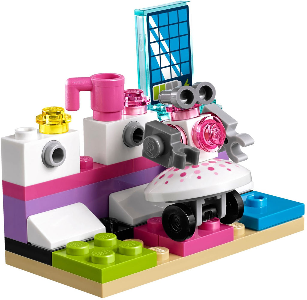 LEGO 41307 Olivia's Inventory Lab