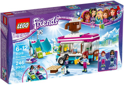 LEGO 41319 Snow Resort Hot Chocolate Van