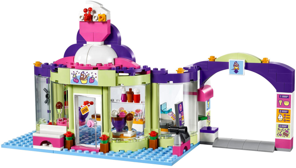 LEGO 41320 Heartlake Frozen Yogurt Shop