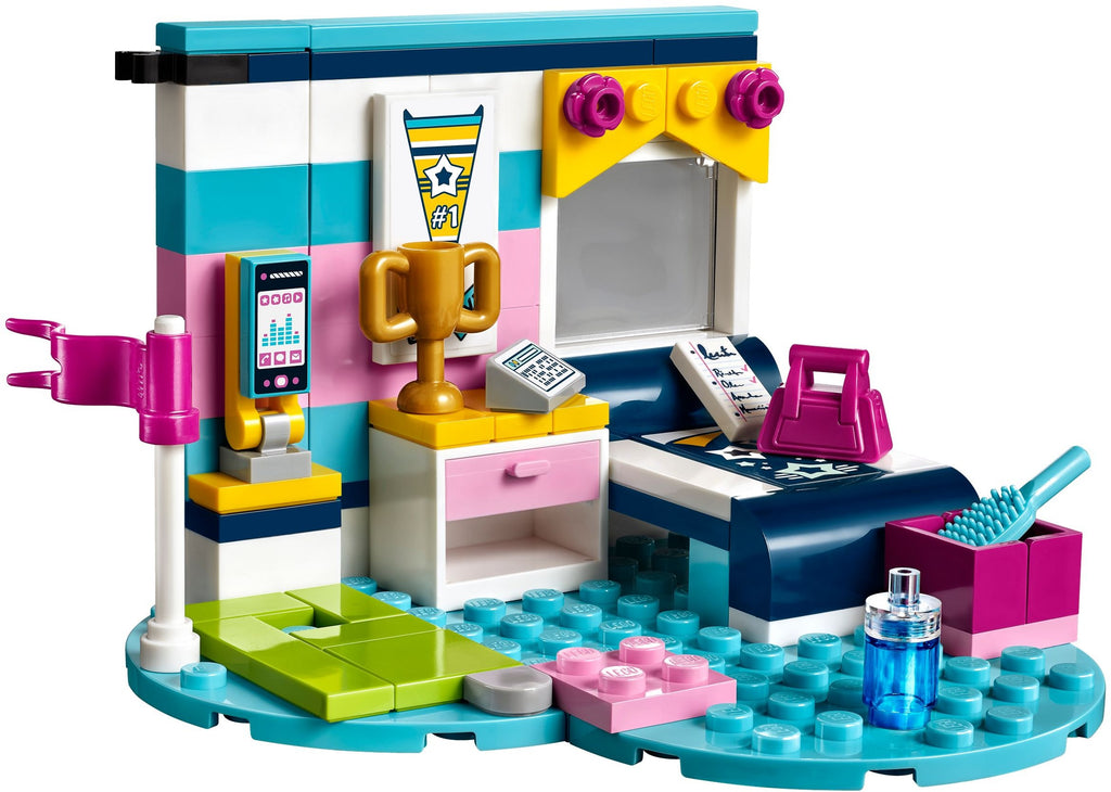 LEGO 41328 Stephanie's Bedroom