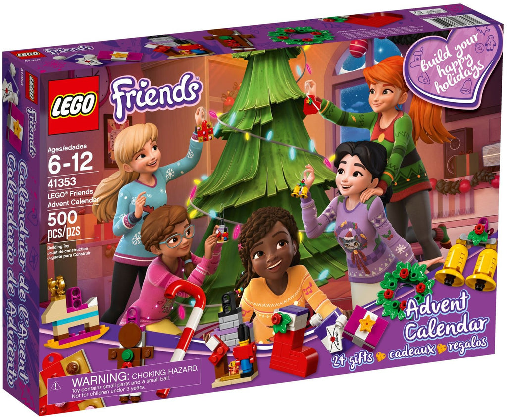 LEGO 41353 Friends Advent Calendar