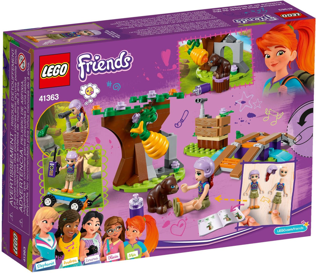 LEGO 41363 Mia's Forest Adventures