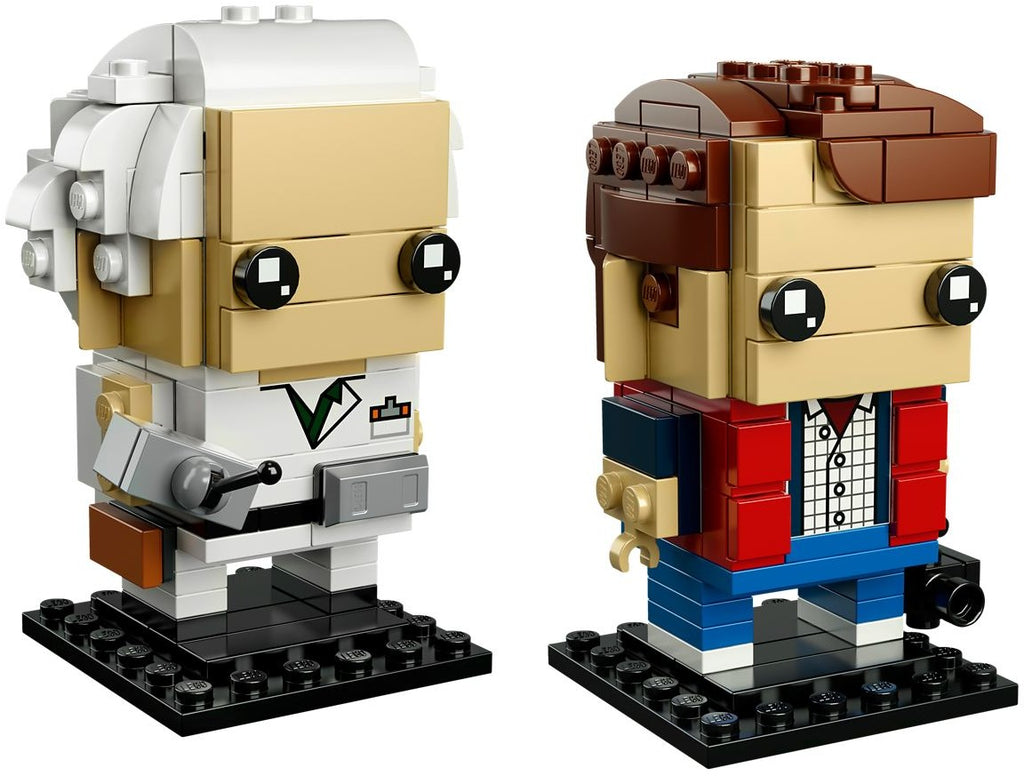 LEGO 41611 Marty McFly & Doc Brown