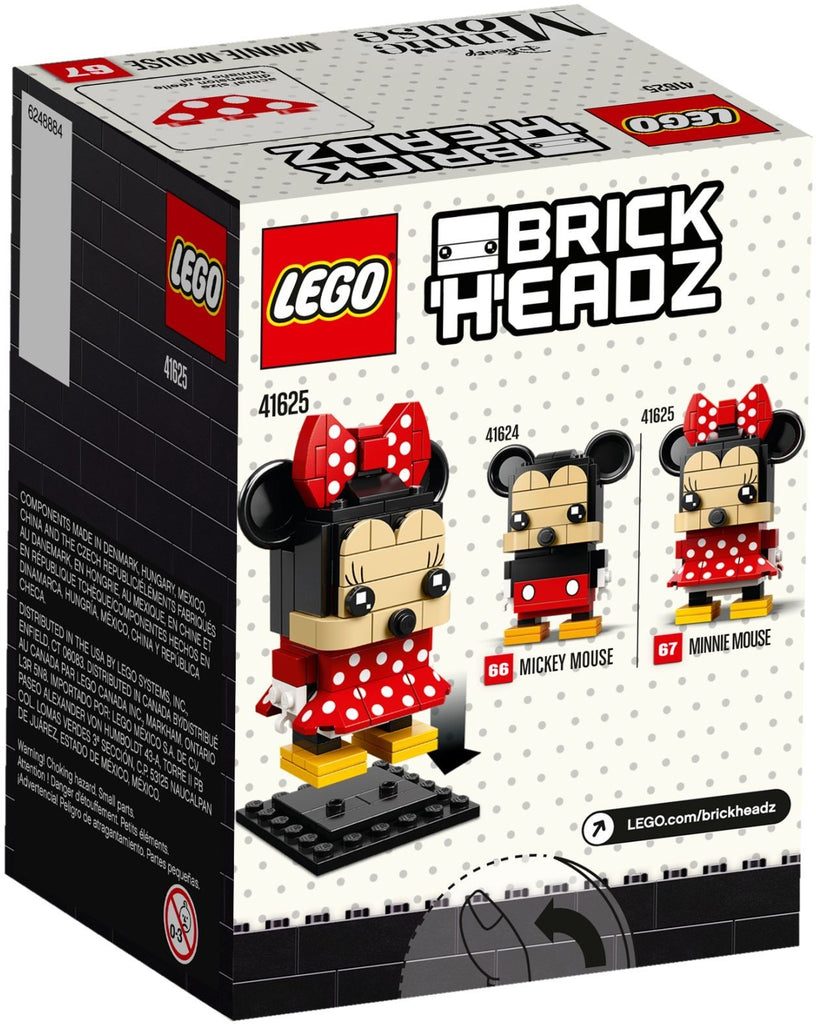 LEGO 41625 Minnie Mouse