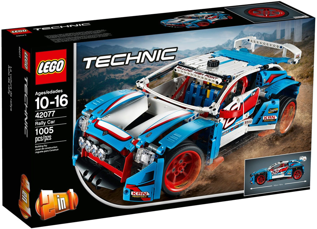 LEGO 42077 Rally Car