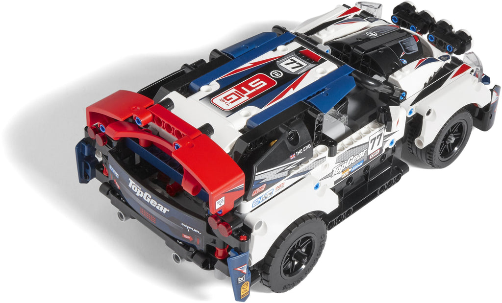 LEGO 42109 App-Controlled Top Gear Rally Car