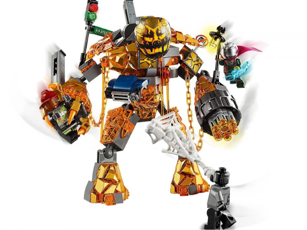 LEGO 76128 Molten Man Battle