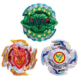 Beyblade Burst B-121 Cho-Z Triple Booster Set