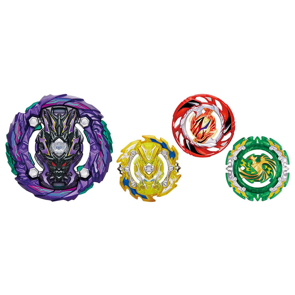 Beyblade Burst B-143 Random Layer Vol.1