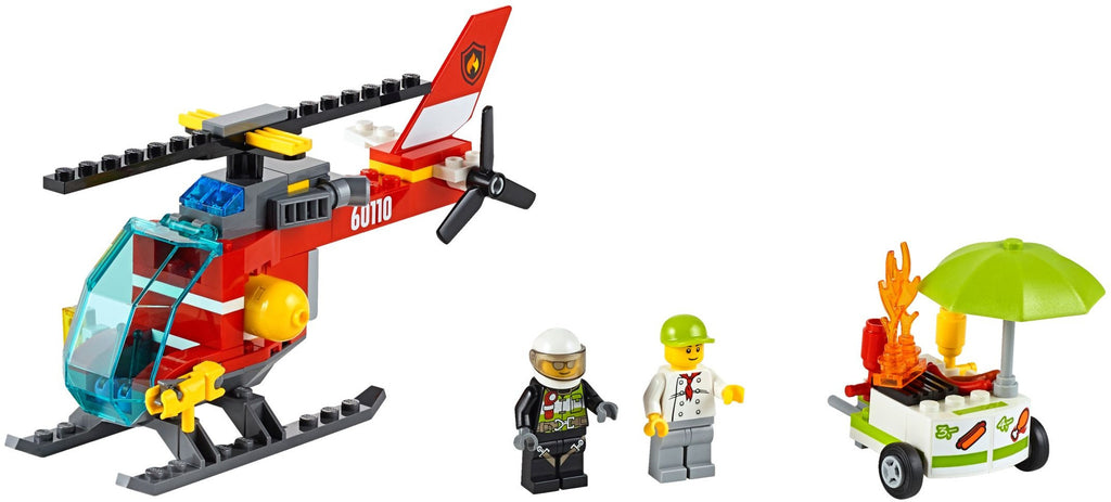 LEGO 60110 Fire Station