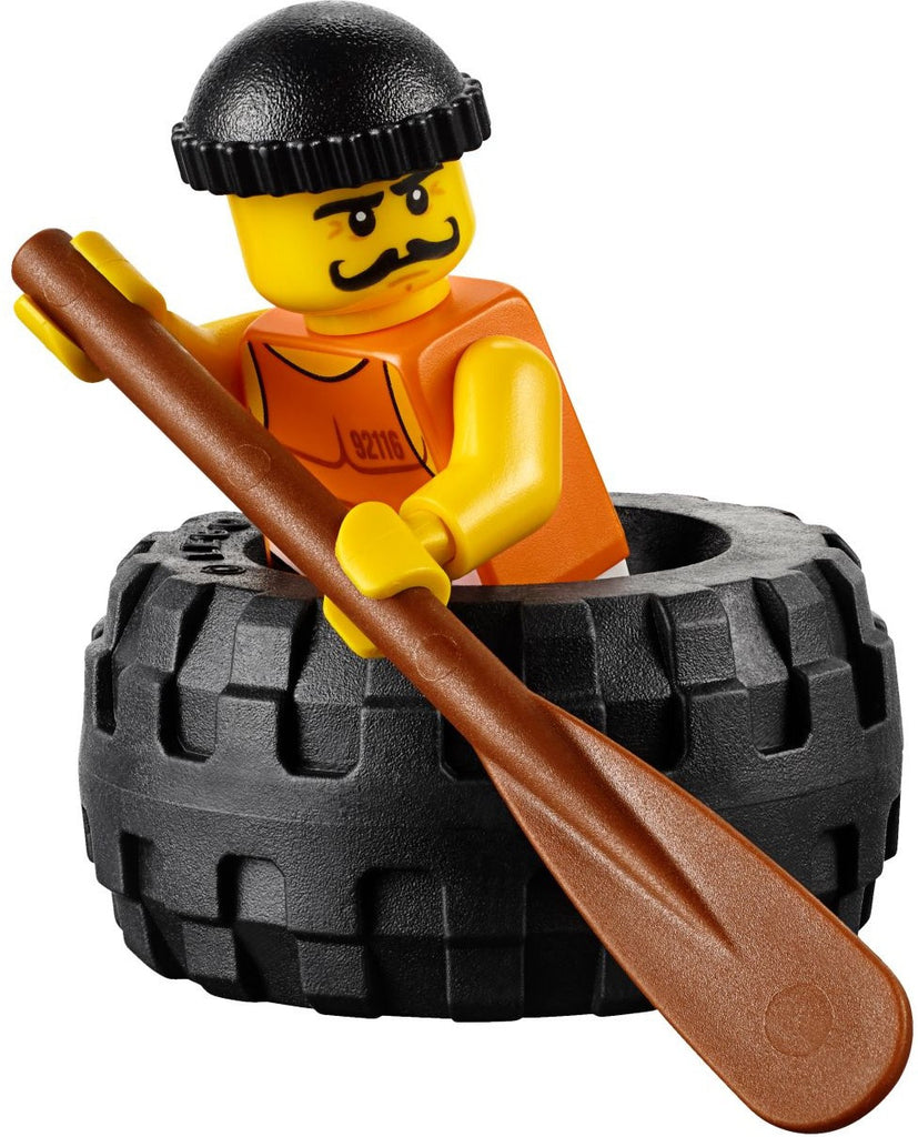 LEGO 60126 Tire Escape