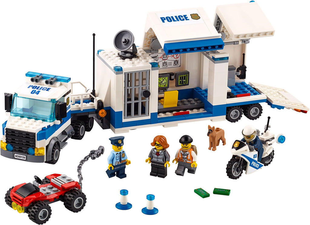 LEGO 60139 Mobile Command Center