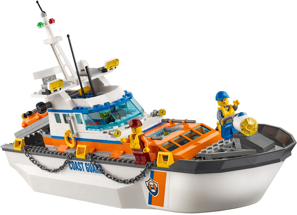 LEGO 60167 Coast Guard Headquarters