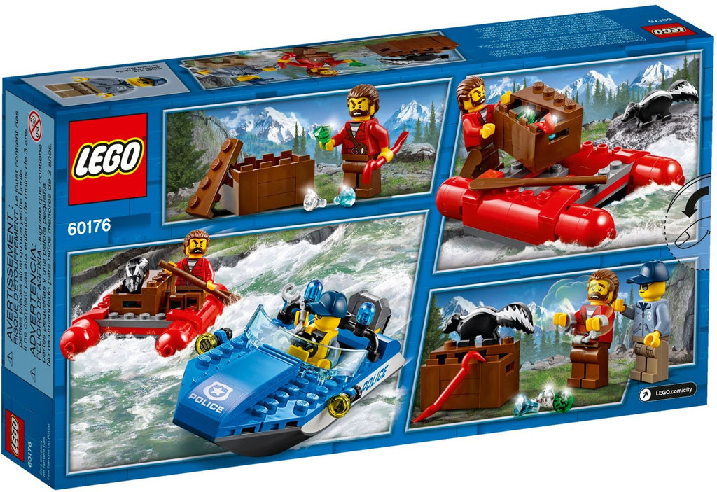 LEGO 60176 Wild River Escape