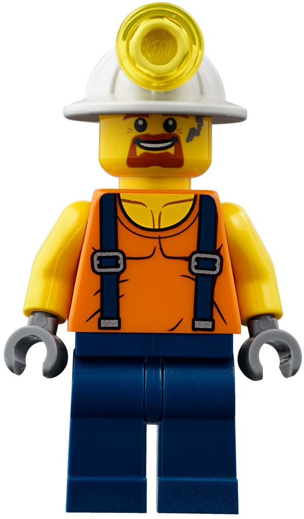 LEGO 60188 Mining Experts Site
