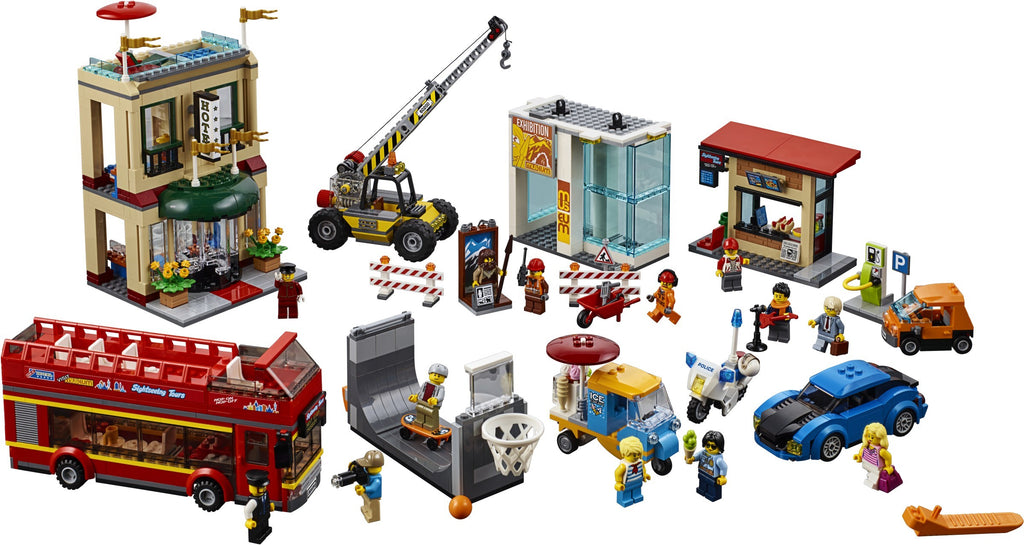 LEGO 60200 Capital City
