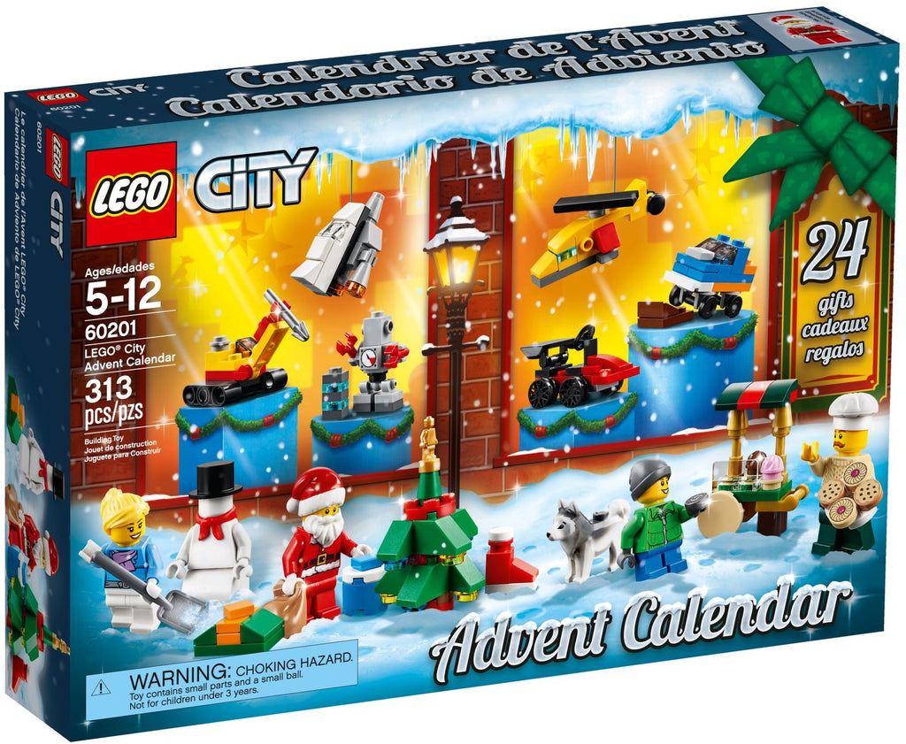 LEGO 60201 City Advent Calendar