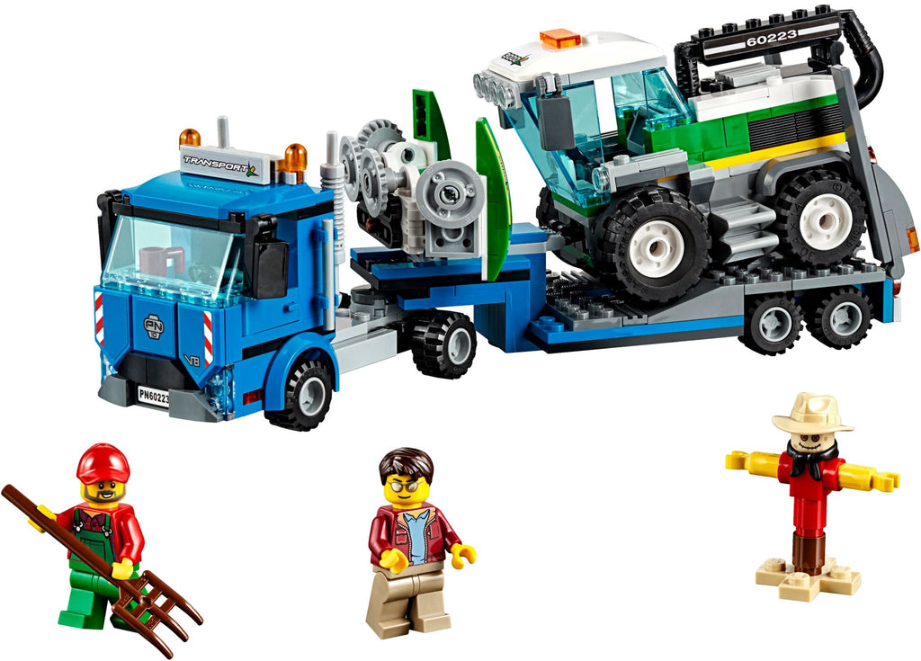 LEGO 60223 Harvester Transport