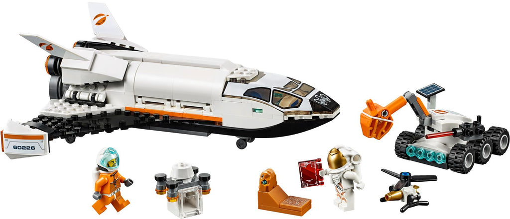 LEGO 60226 Mars Research Shuttle