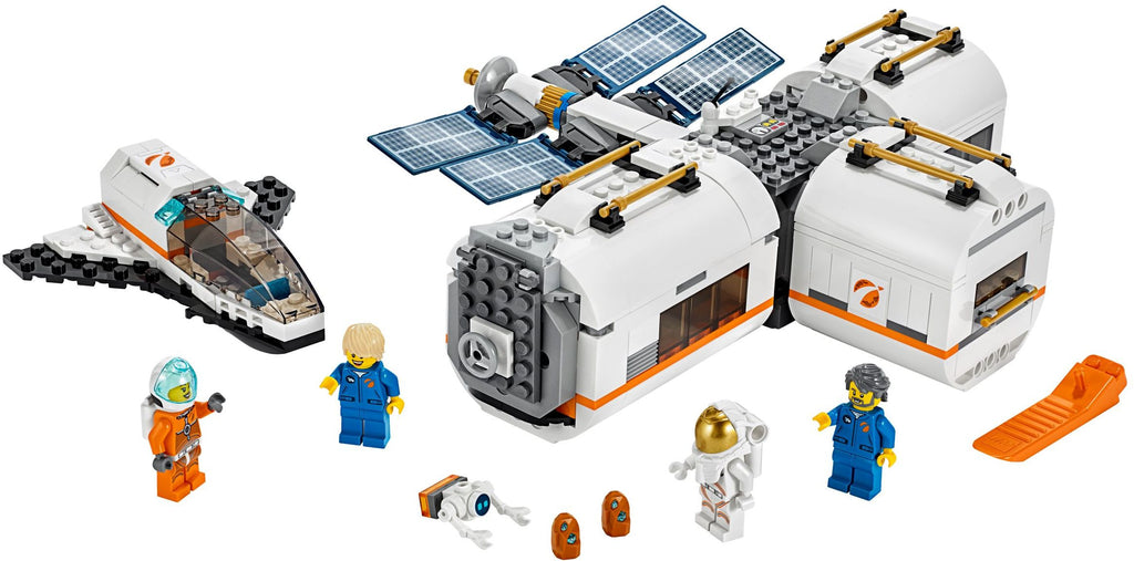 LEGO 60227 Lunar Space Station