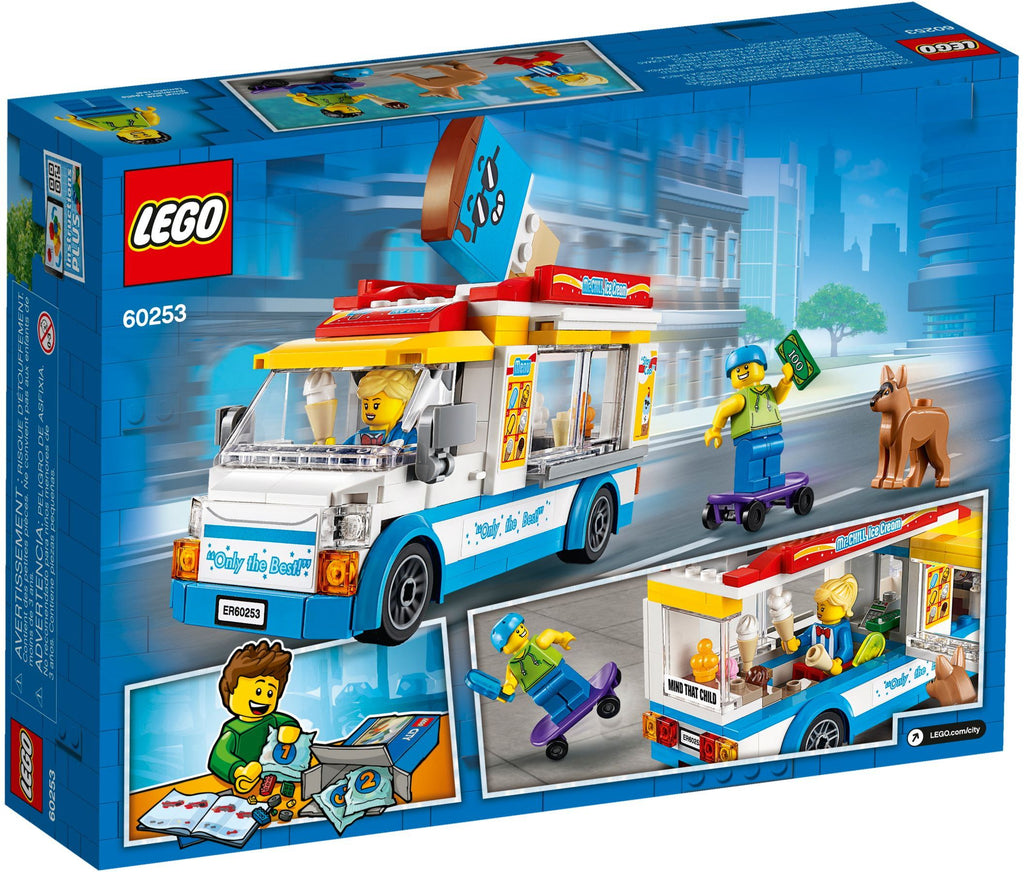 LEGO 60253 Ice-Cream Truck