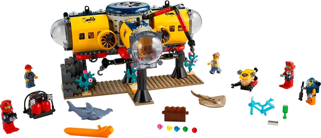 LEGO 60265 Ocean Exploration Base