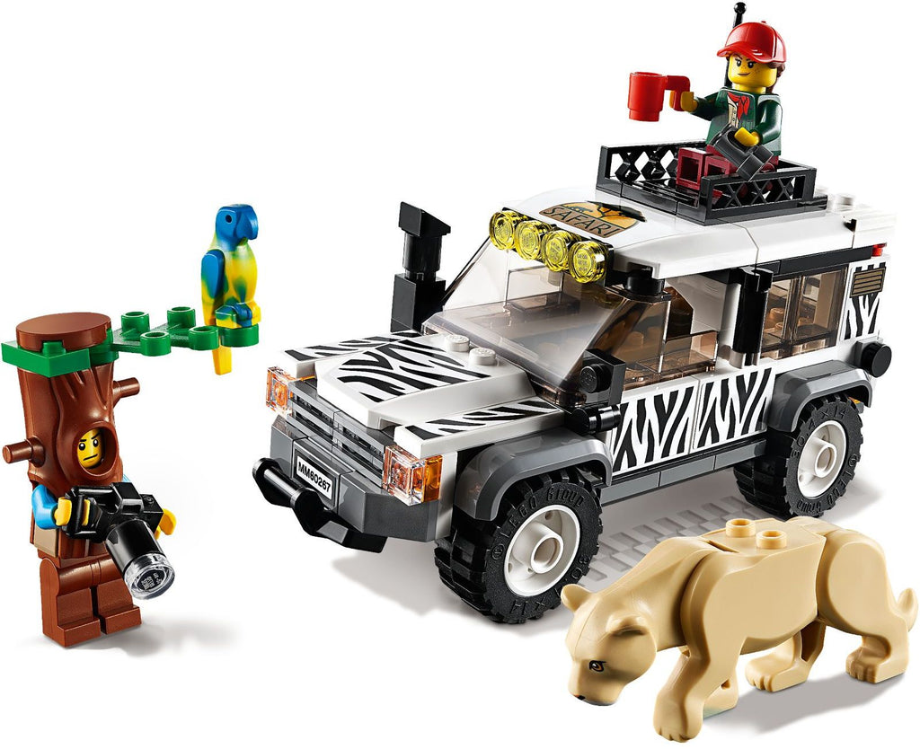LEGO 60267 Safari Off-Roader