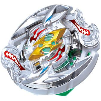 Beyblade Burst B-128 Cho-Z Customize Set