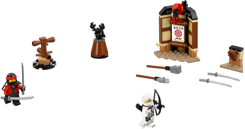 LEGO 70606 Spinjitzu Training