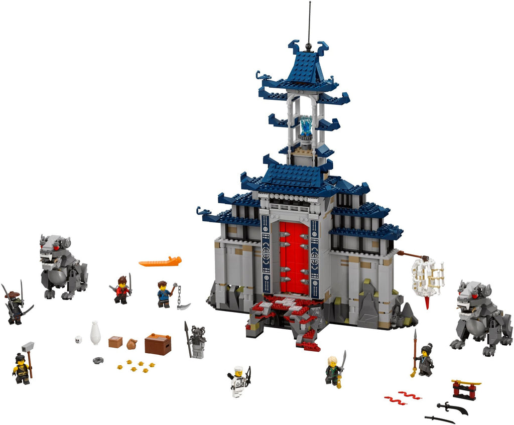 LEGO 70617 Temple of the Ultimate Ultimate Weapon