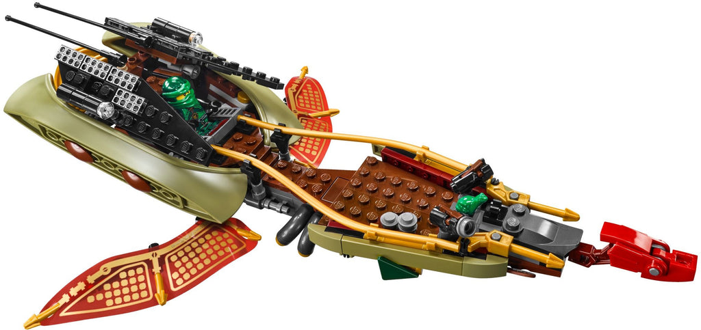 LEGO 70623 Destiny's Shadow