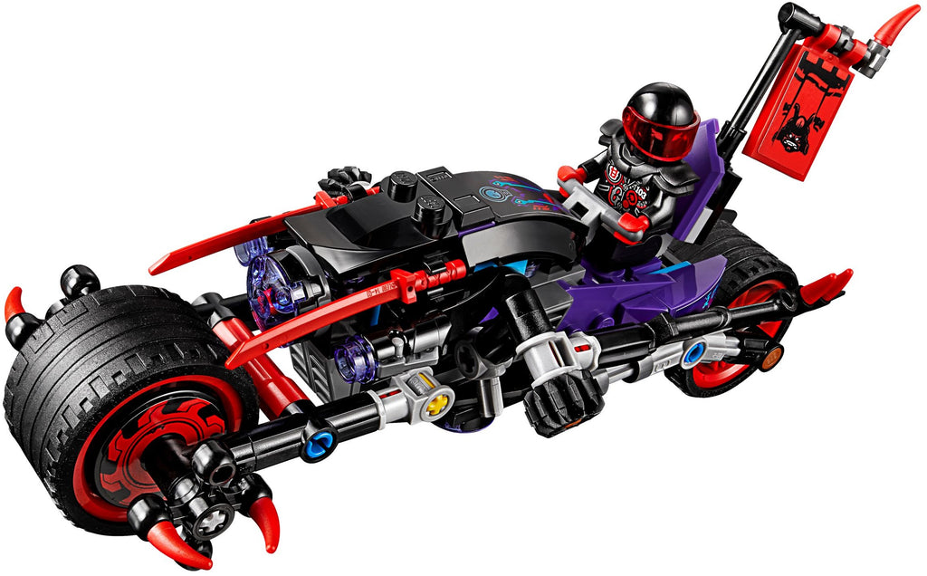 LEGO 70639 Street Race of Snake Jaguar