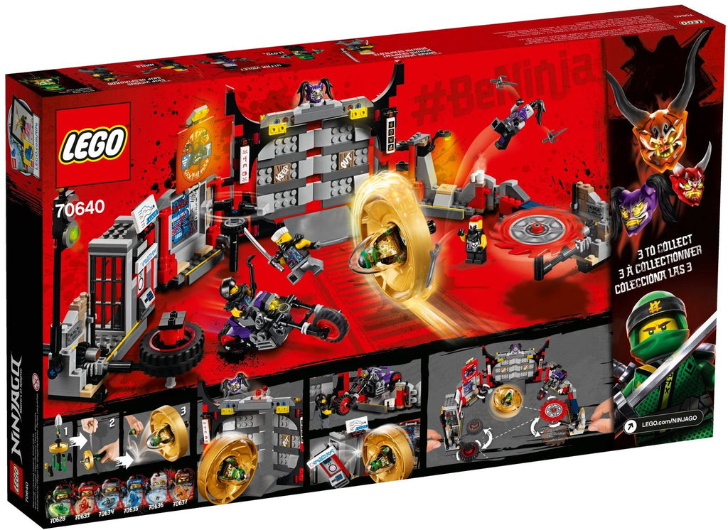 LEGO 70640 S.O.G. Headquarters