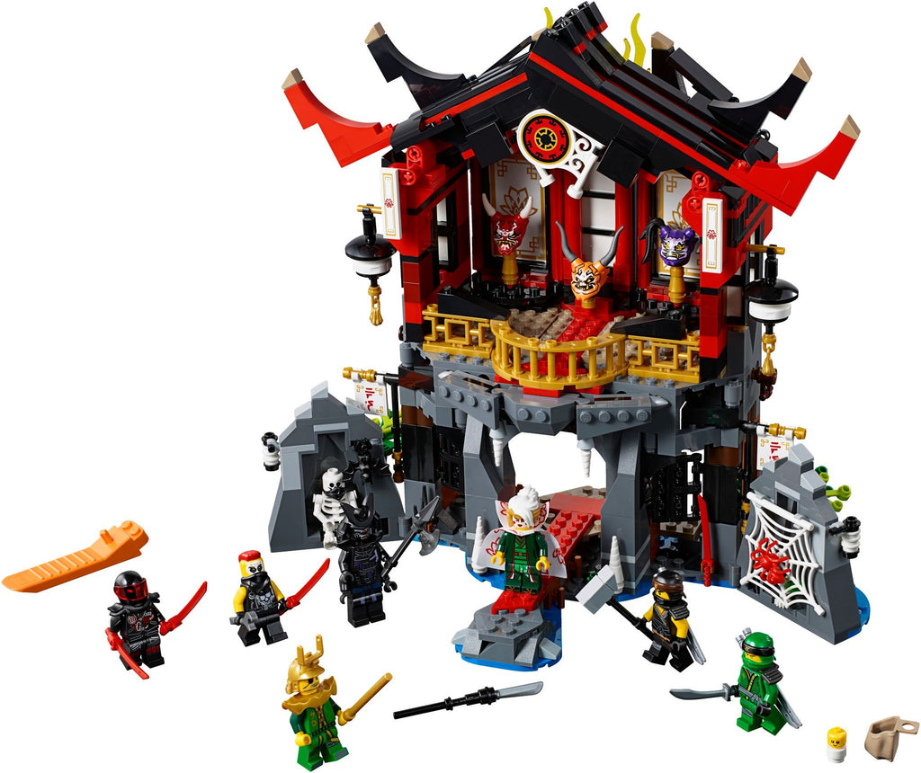 LEGO 70643 Temple of Resurrection