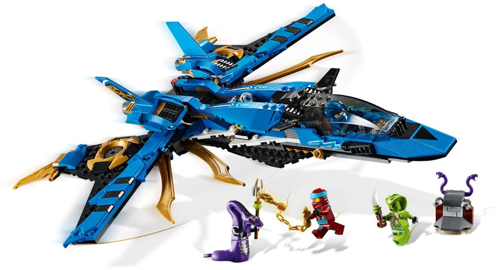 LEGO 70668 Jay's Storm Fighter