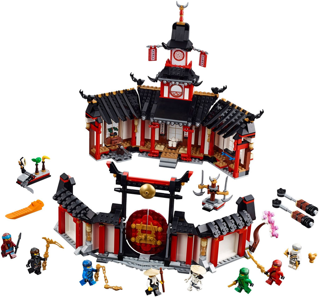 LEGO 70670 Monastery of Spinjitzu