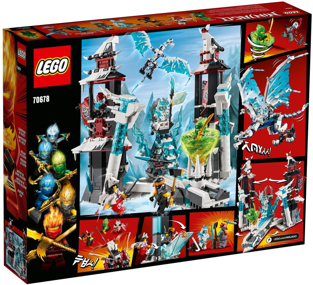 LEGO 70678 Castle of the Forsaken Emperor