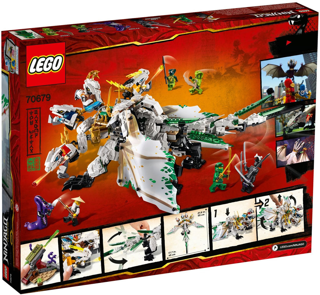 LEGO 70679 The Ultra Dragon