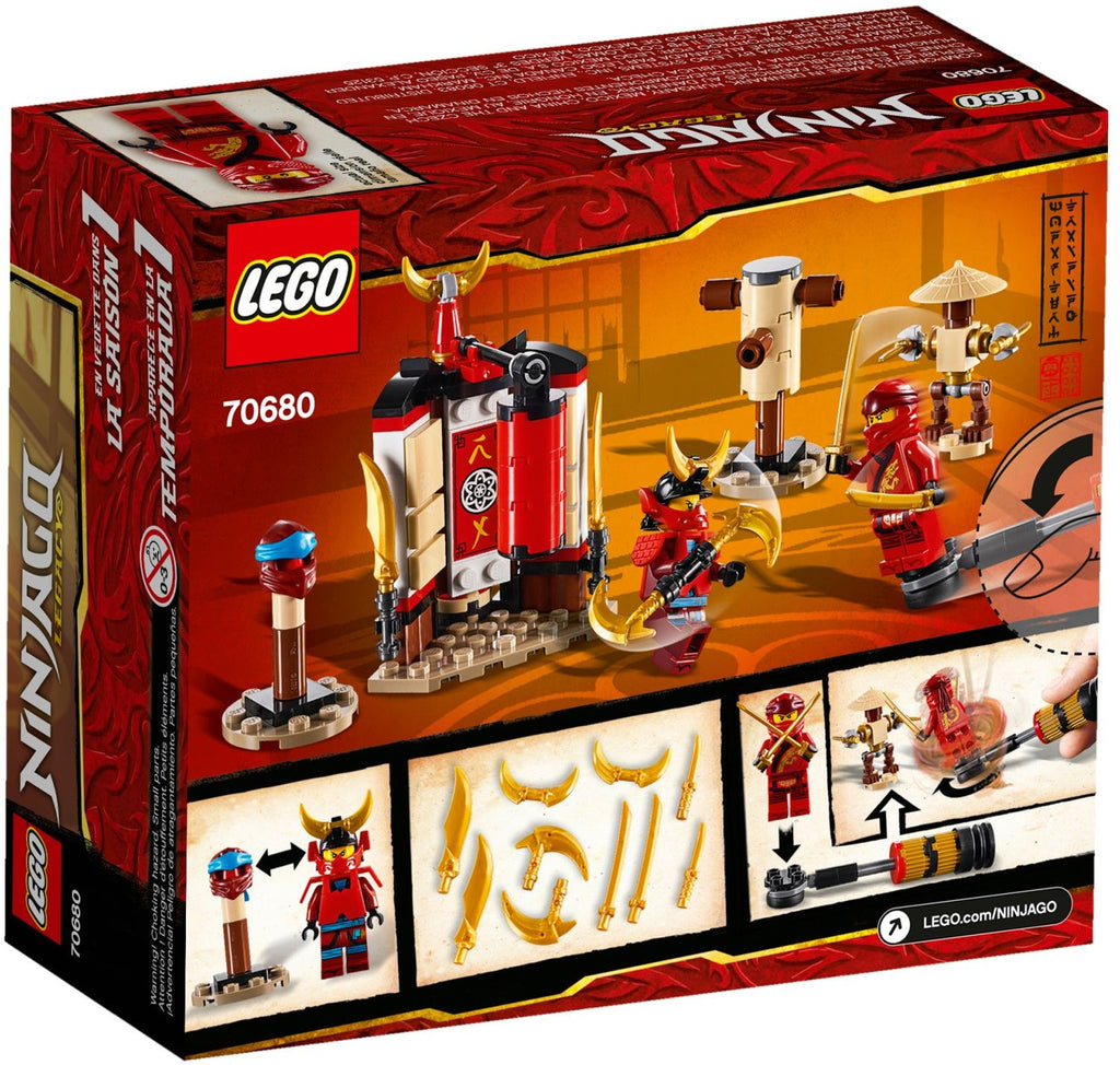 LEGO 70680 Monastery Training