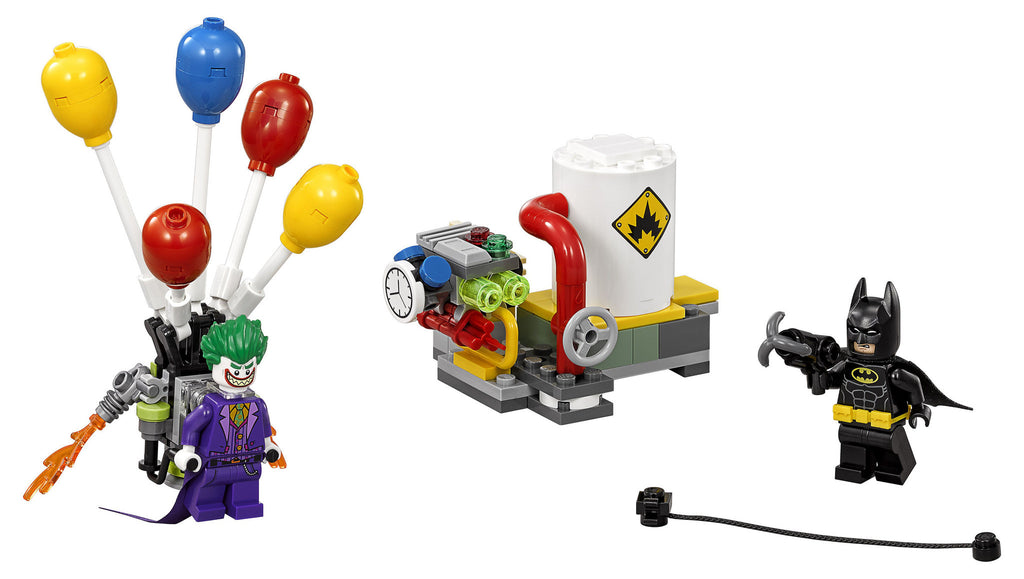 LEGO 70900 The Joker Balloon Escape