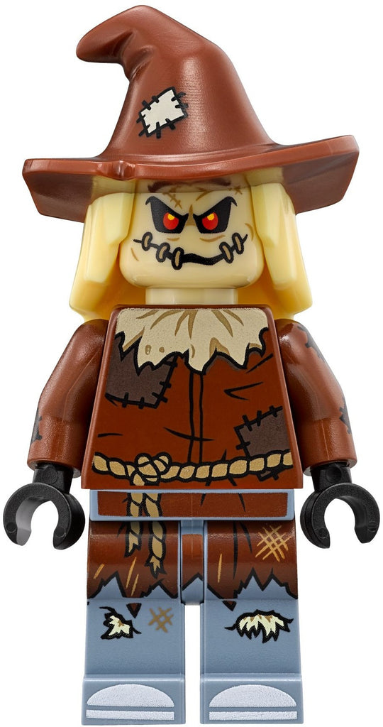 LEGO 70913 Scarecrow Fearful Face-off