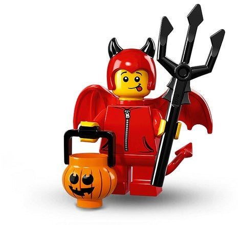 LEGO 71013-04 Minifigure Series 16 - Little Devil