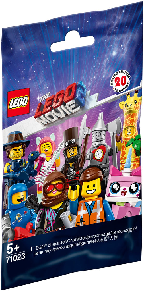 LEGO 71023 Minifigure The LEGO Movie 2
