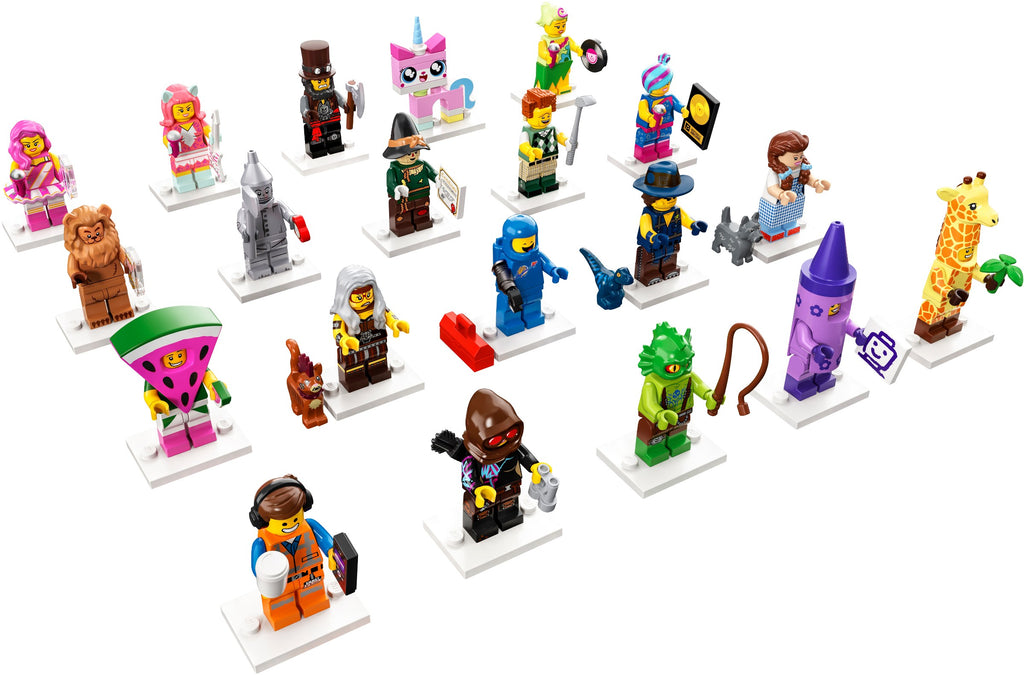 LEGO 71023 Minifigures The LEGO Movie 2 Complete set
